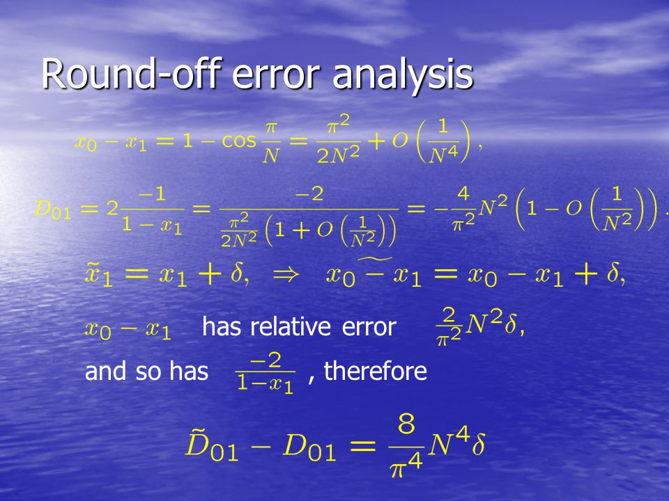 Chebyshev Matrix and Errors Matrix Absolute Errors Relative Errors