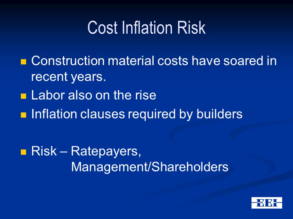 Construction material costs have soared in recent years.