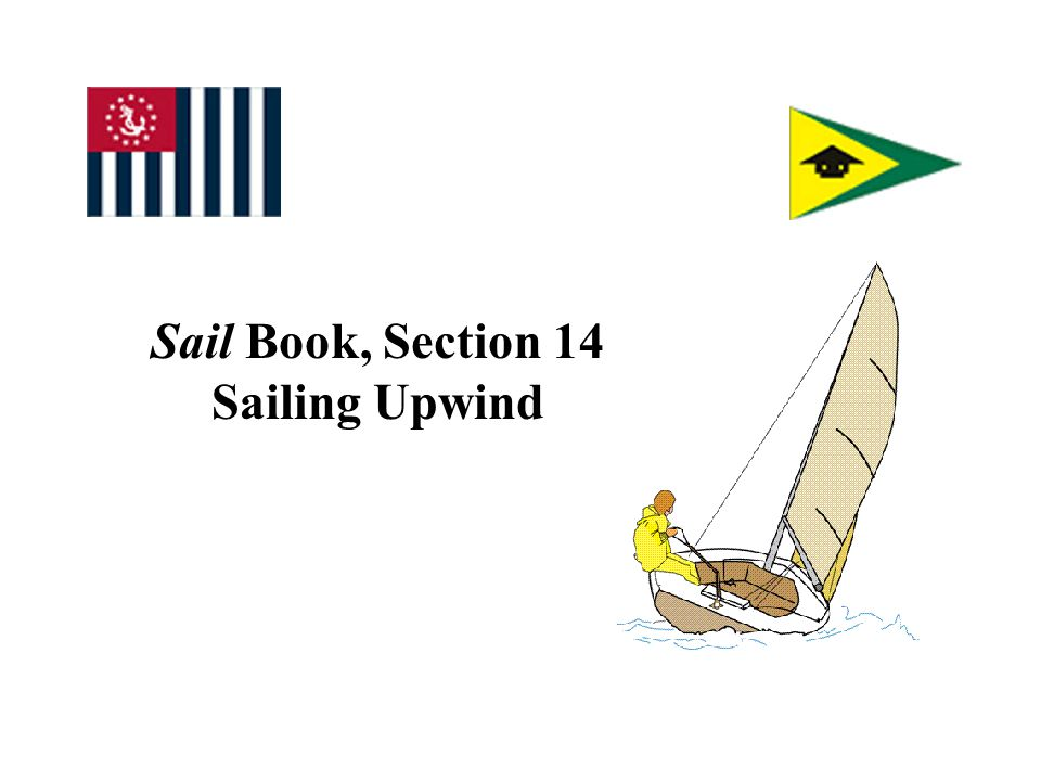 Sail Book, Section 14 Sailing Upwind