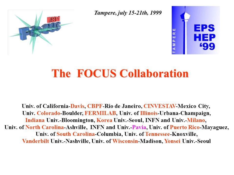 The FOCUS Collaboration Univ.
