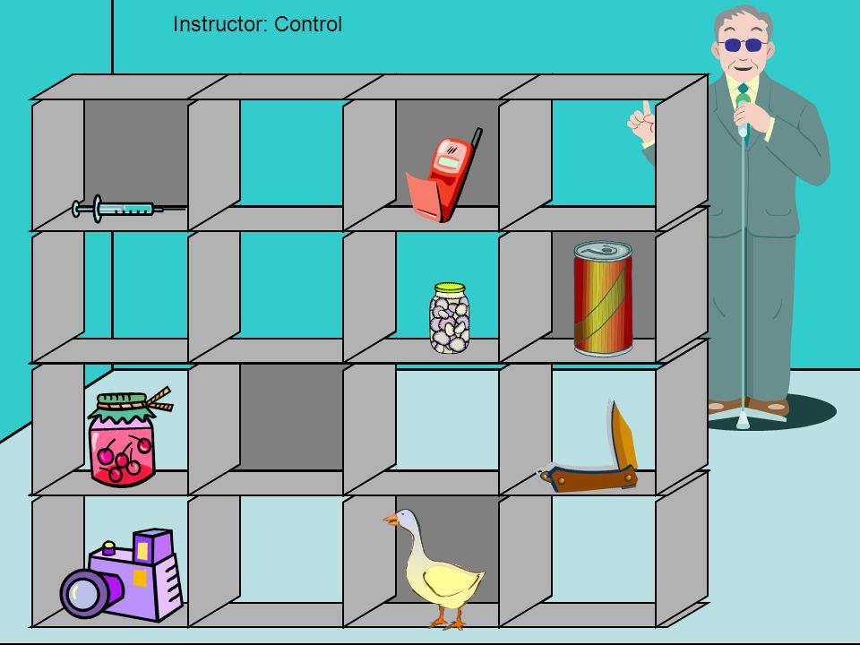 Instructor: Control