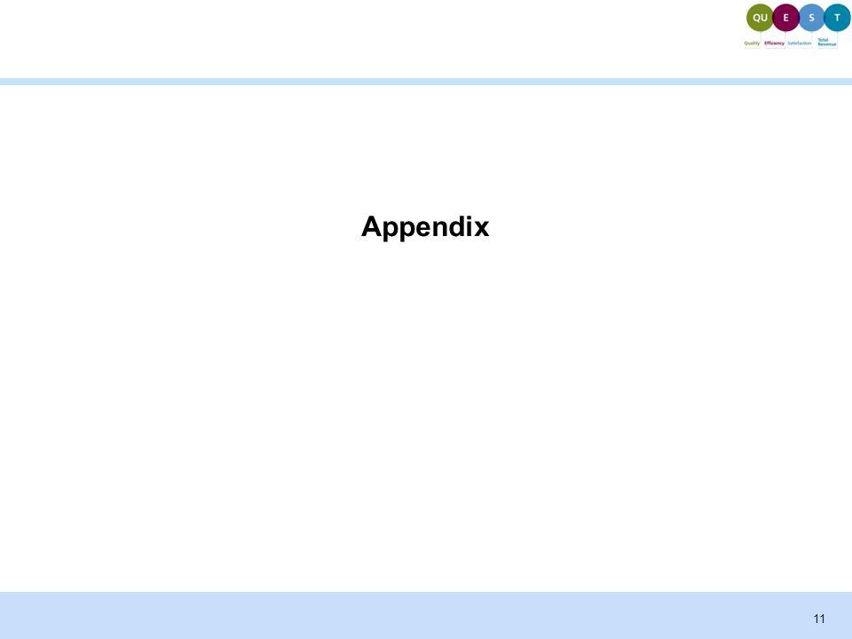 Appendix 11