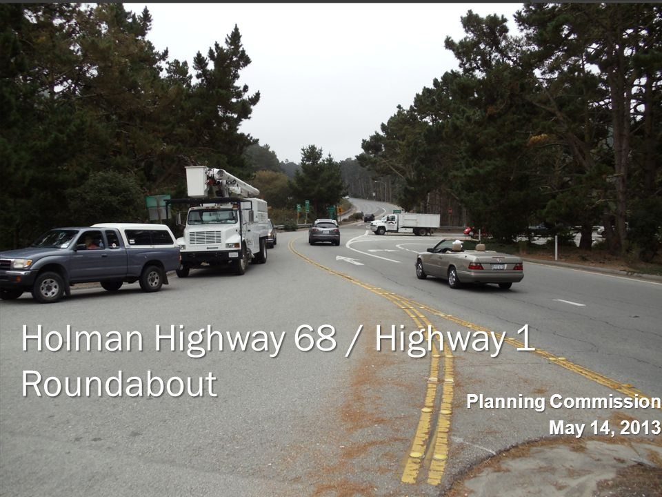 Beverly Manor Holman Highway Design Optimization-Overlay 125/2/2013