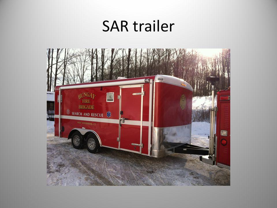 SAR trailer