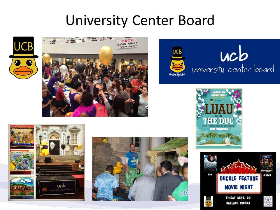University Center Board