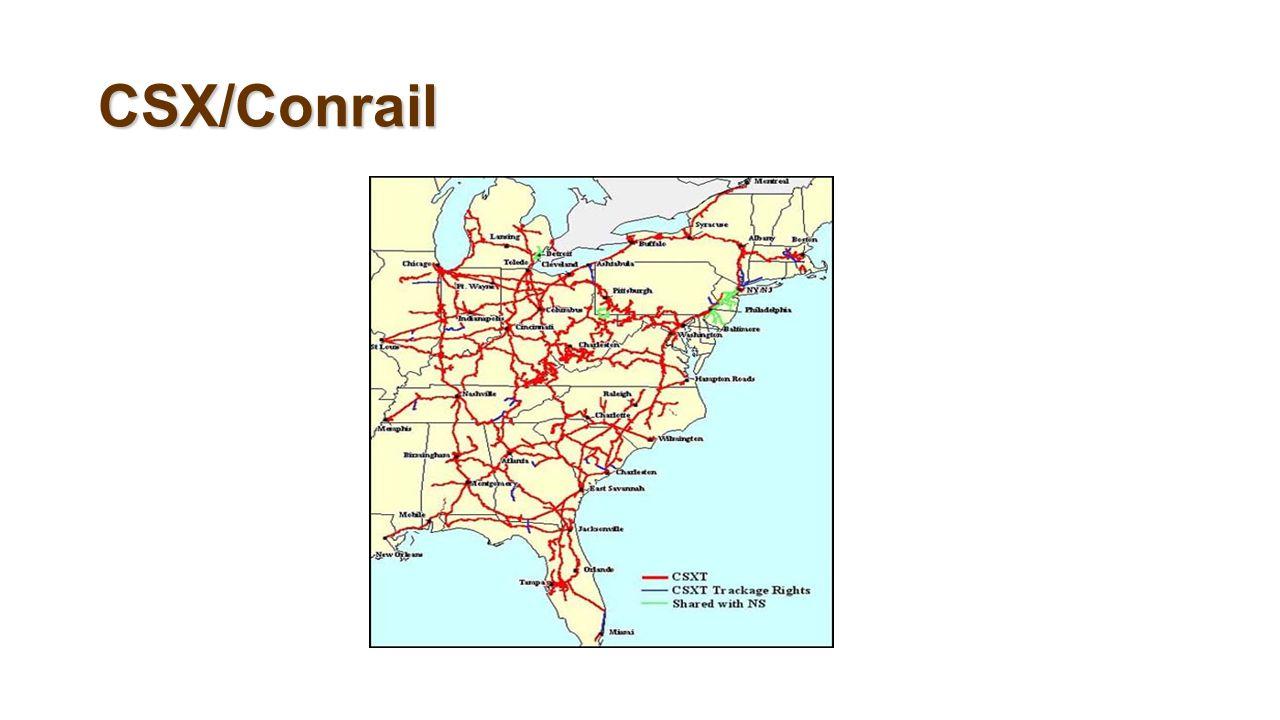 CSX/Conrail
