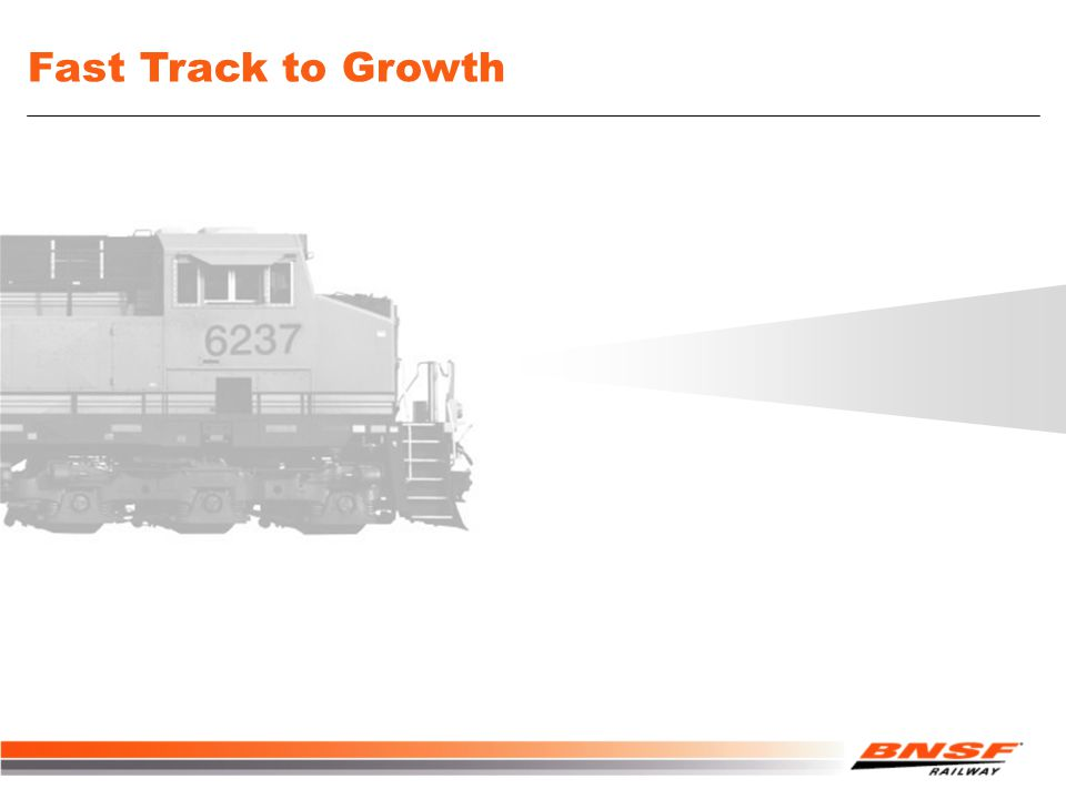 Fast Track to Growth