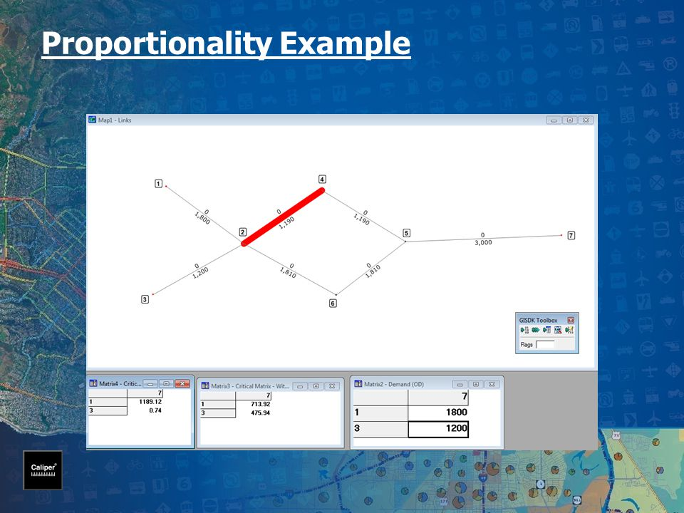 Proportionality Example