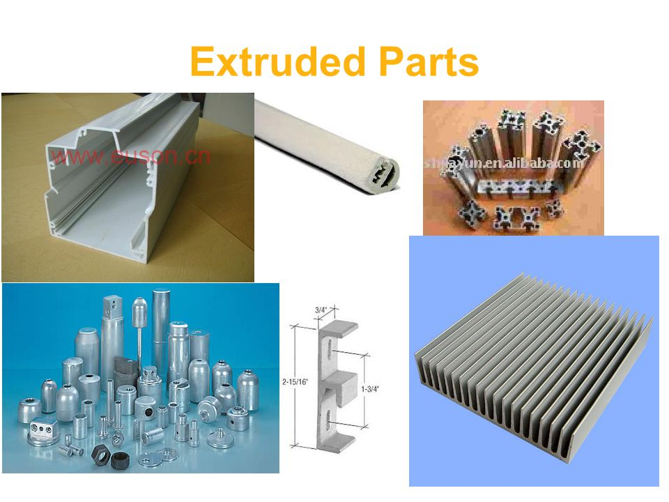 Extruded Parts