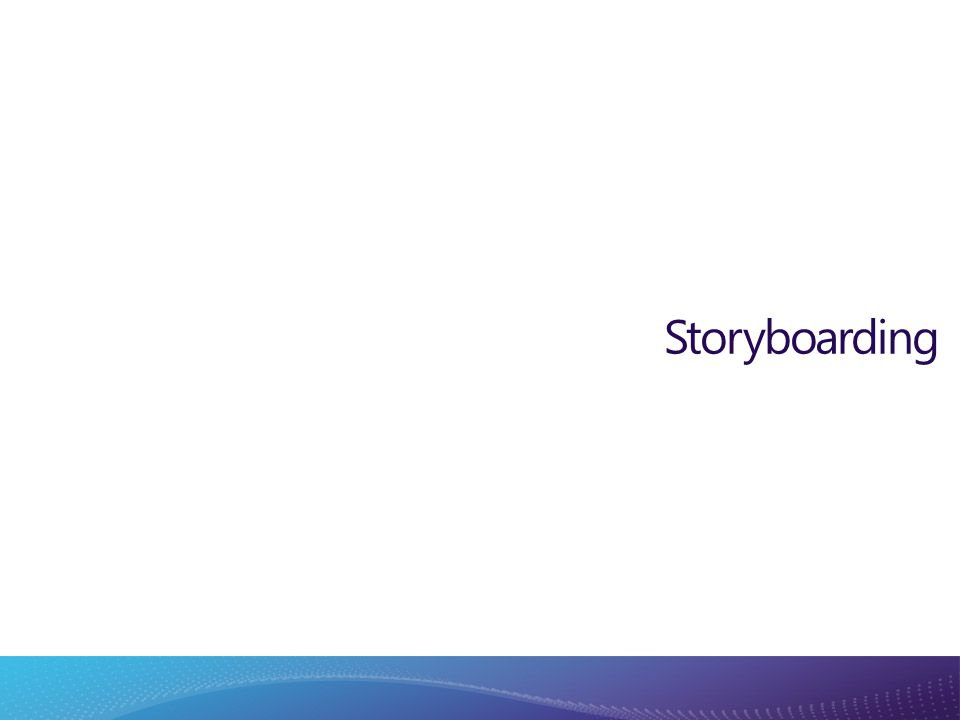 StoryBoard Assistant Tool Tighter loop between the Business Stakeholders and Development Team Graphical design tools built in PowerPoint Embed other content including context slides Capture screen shots and create lightweight animations Store common elements within a shape library Create master templates to simplify multiple similar views Get feedback to others mail the document print the document version control the document leverage collaborative editing tools leverage web viewing tools