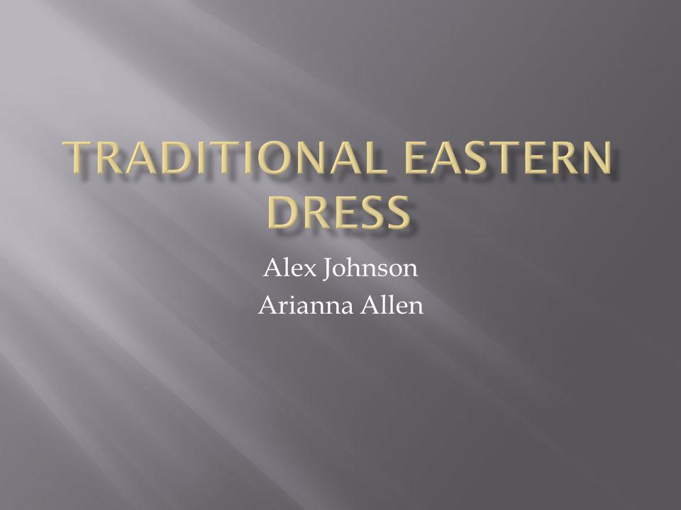 Alex Johnson Arianna Allen
