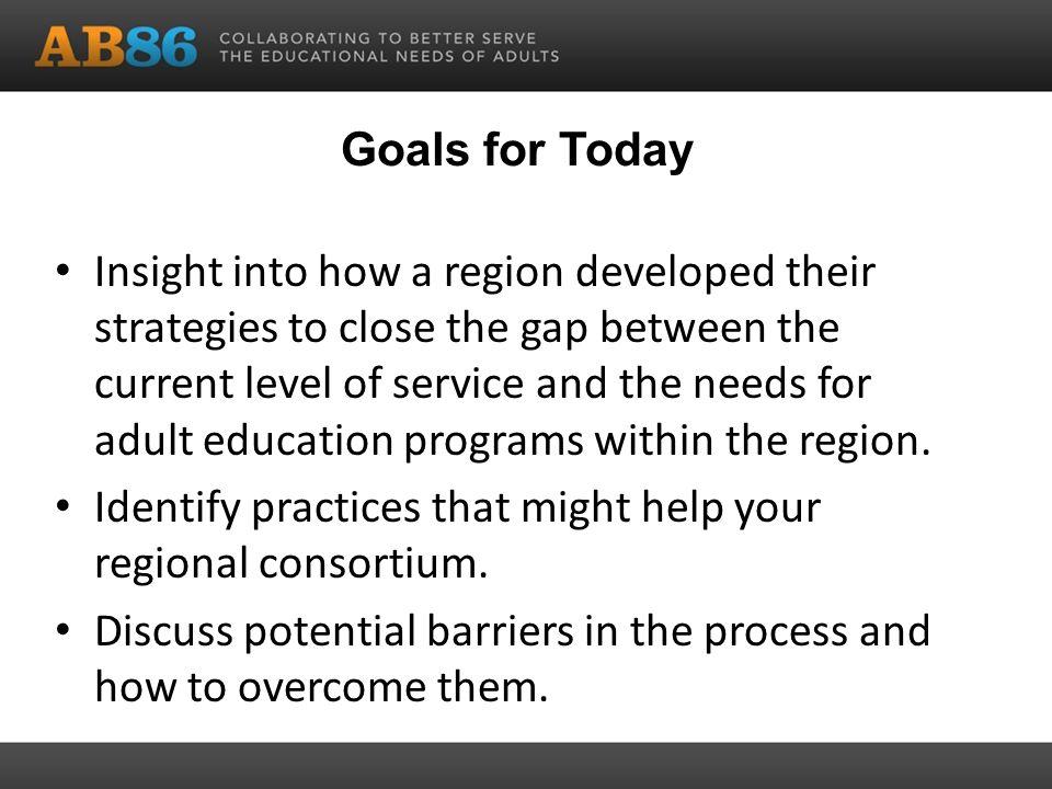 Los Angeles Regional Adult Education Consortium Recent history – the last five years LARAEC Vision & Governance Members Stakeholders