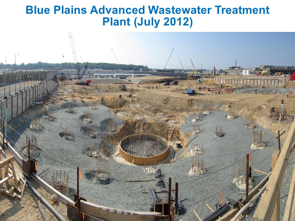 15 Blue Plains Advanced Wastewater Treatment Plant (July 2012) 15
