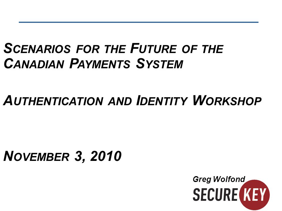 Are they the same? 2 Identity and Authentication