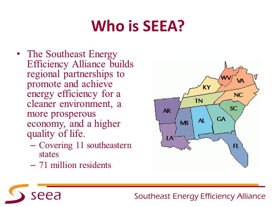 Who is SEEA.