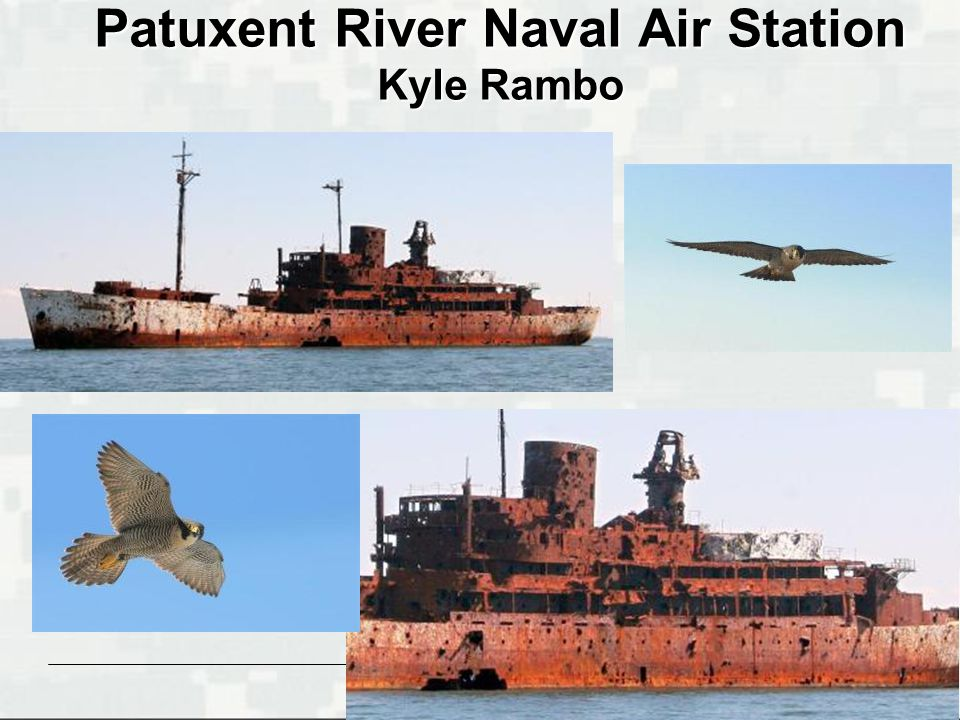 BUILDING STRONG ® Patuxent River Naval Air Station Kyle Rambo
