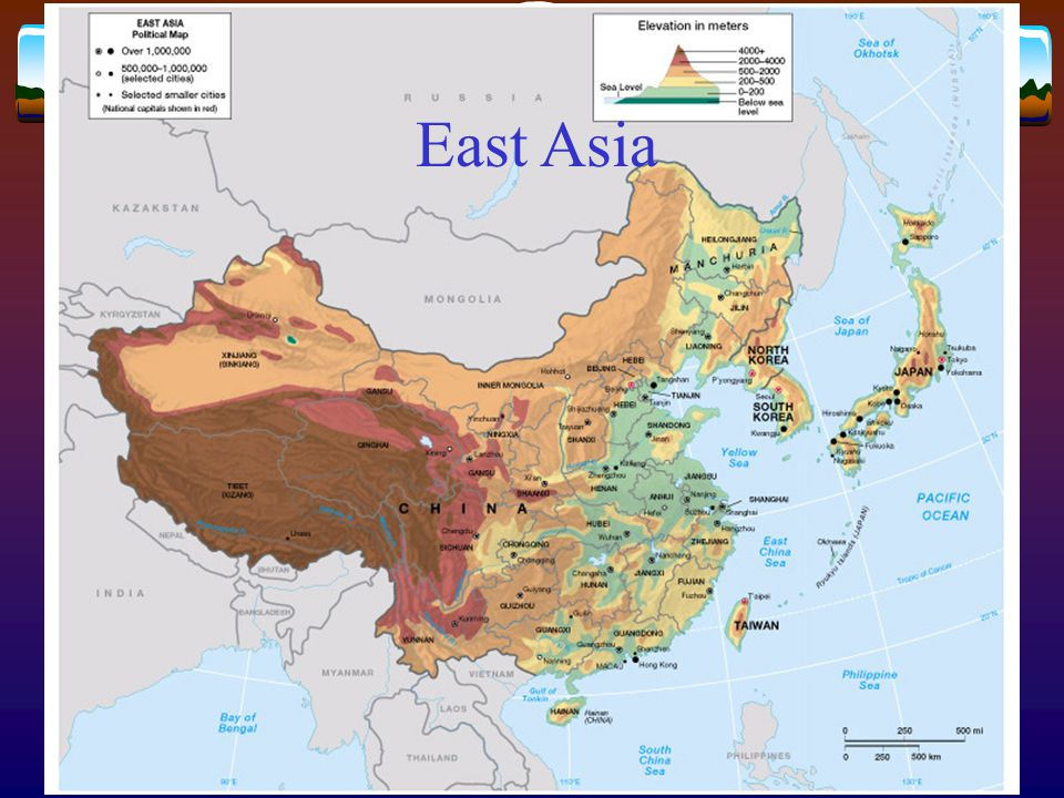 China Japan N.Korea S.Korea Taiwan Communist bloc Capitalist economy