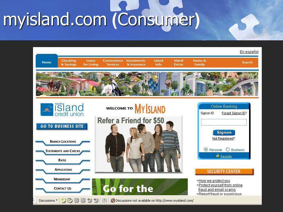 myisland.comConsumer myisland.com ( Consumer )