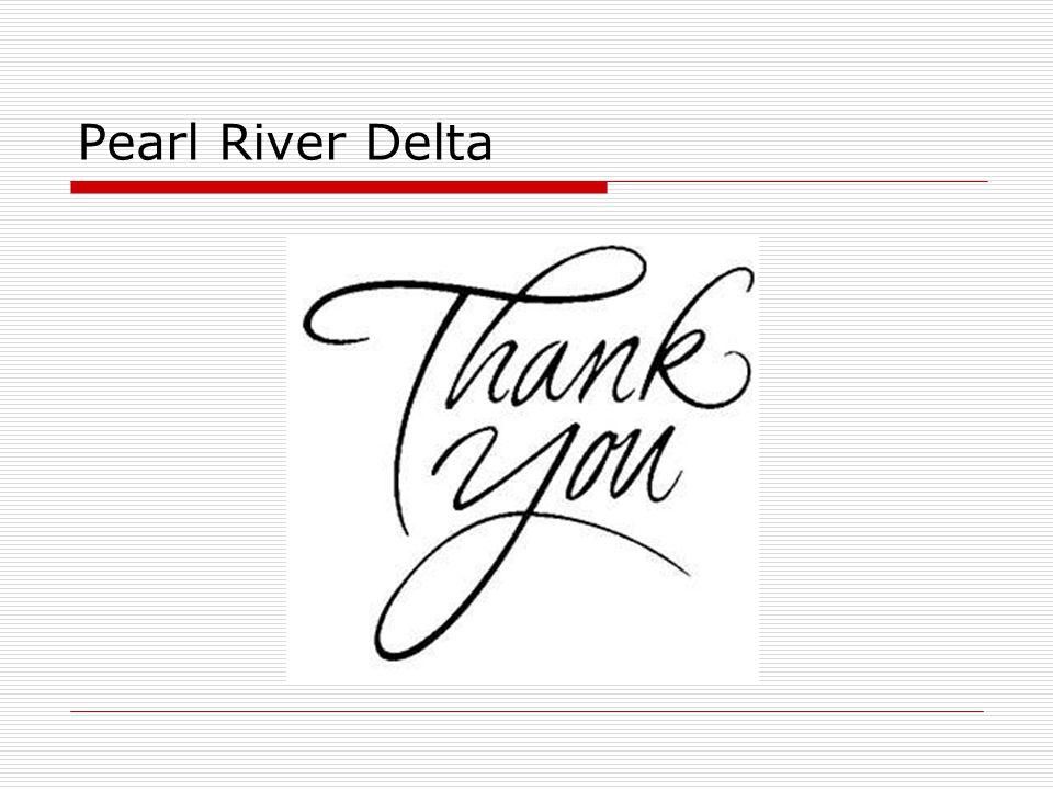 Pearl River Delta