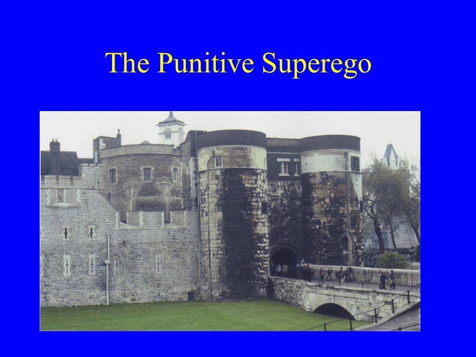 The Punitive Superego