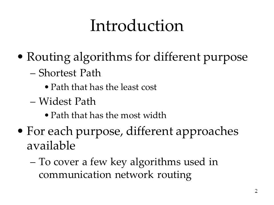 13 Iterative Steps (Dijkstra's Algorithm)