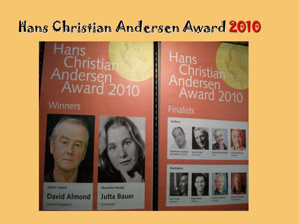 Hans Christian Andersen Award 2010