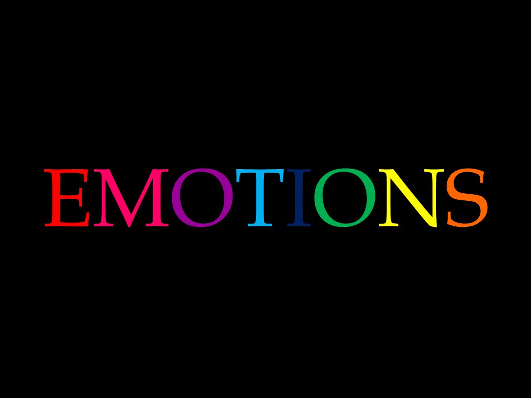 EMOTIONSEMOTIONS