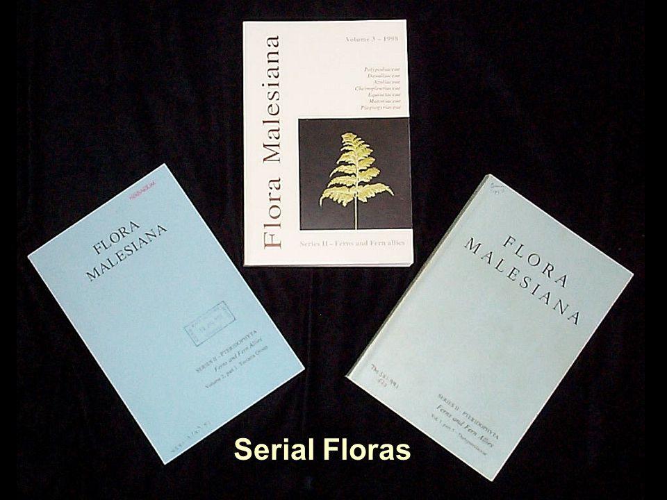 Serial Floras
