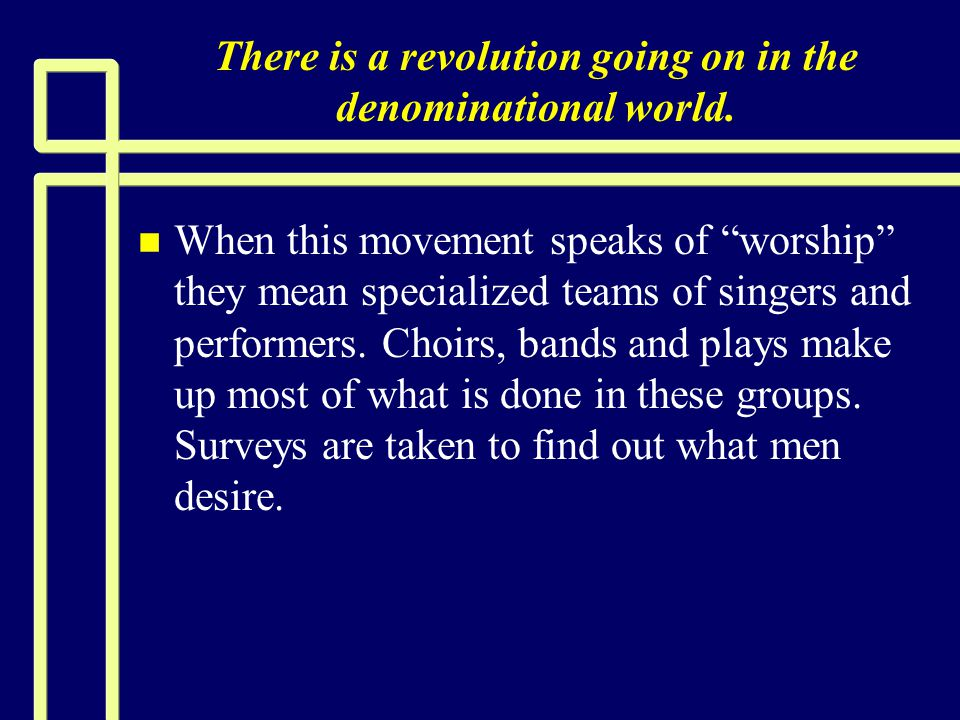 Worship is to be given to God.n n What do you think of when approaching God in prayer.