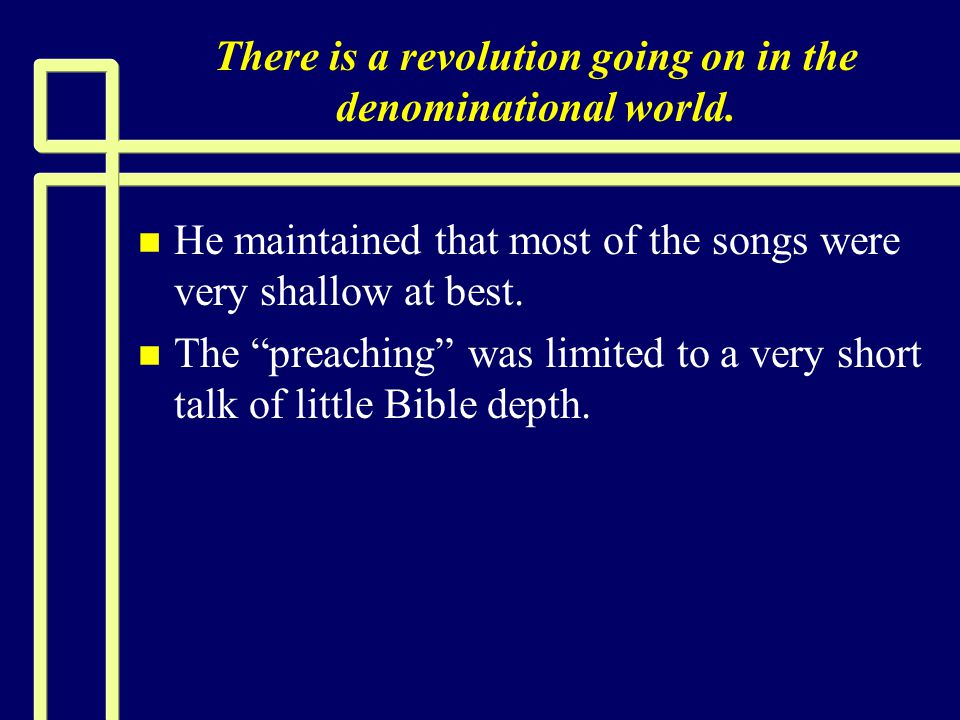 Worship is to be given to God.n n Many people try to stay busy and avoid their conscious.