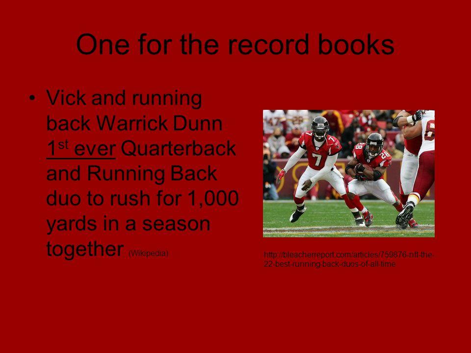 Pro Bowls in Atlanta Went to 3 Pro Bowls during his tenure in Atlanta (Wikipedia) http://en.wikipedia.org/wiki/Michael_Vick