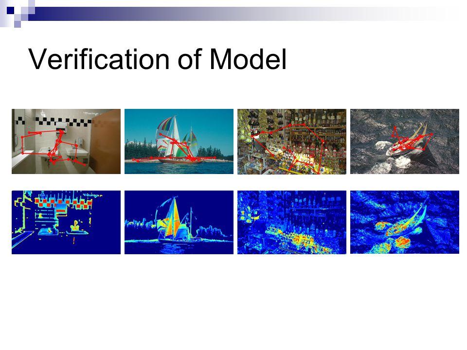 Verification of Model