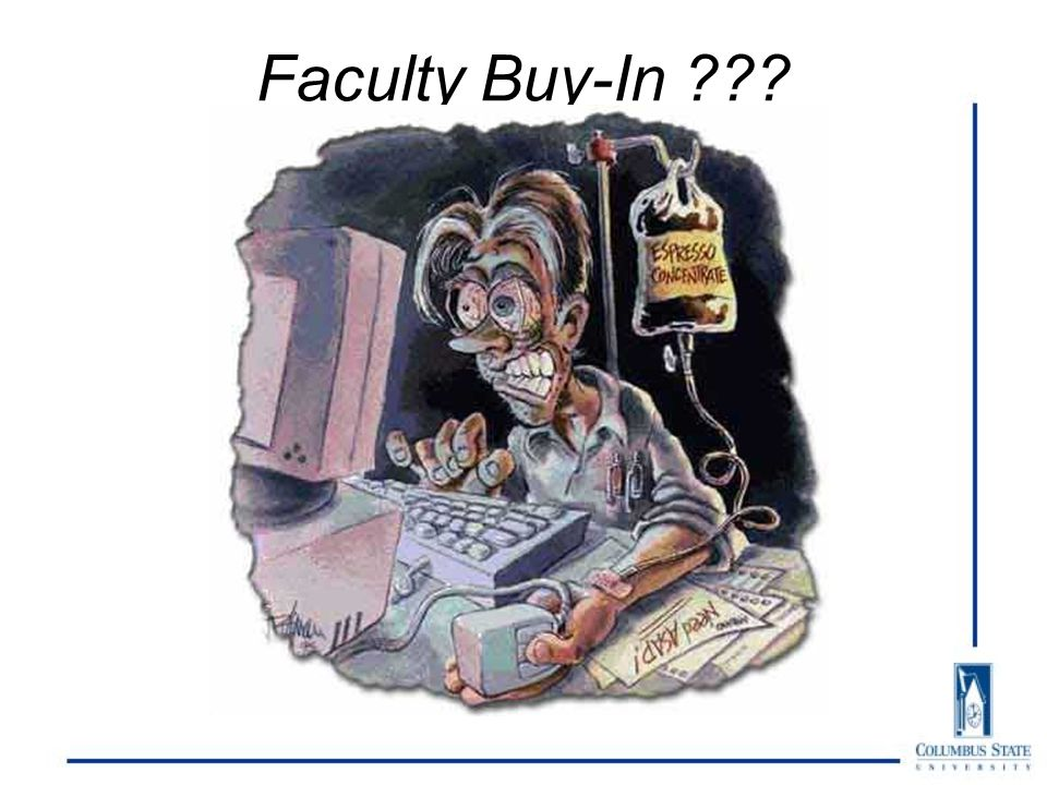 Faculty Buy-In