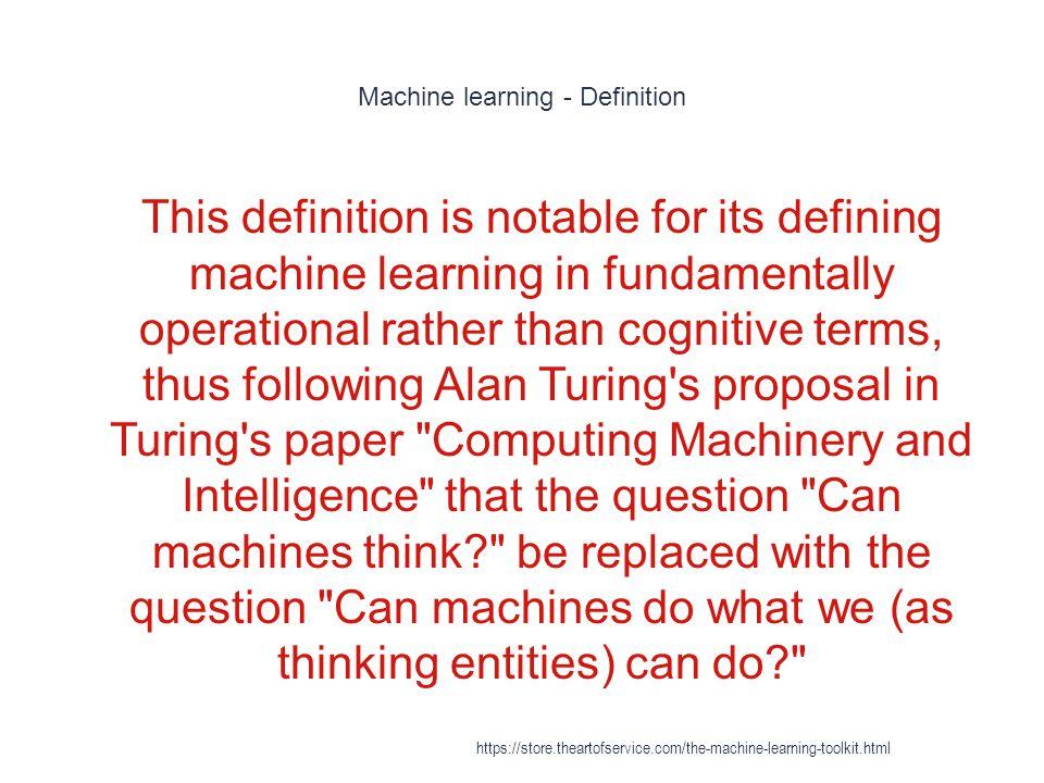 Machine learning - Further reading 1 Richard O.Duda, Peter E.