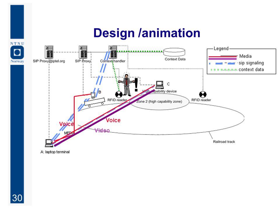 30 Design /animation Voice ! Video Voice