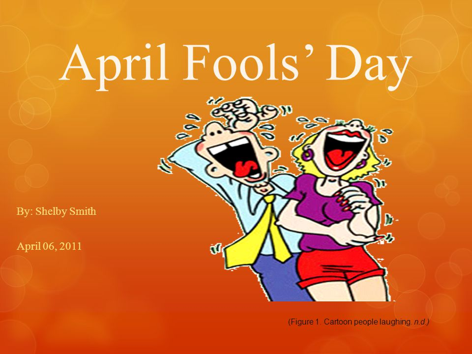 A Holiday For Fools! (Figure 2. April Fools Teeth. n.d)