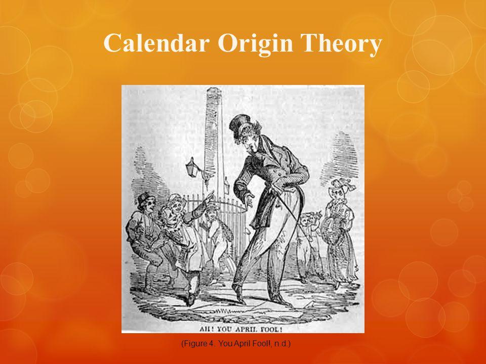 Calendar Origin Theory (Figure 4. You April Fool!, n.d.)
