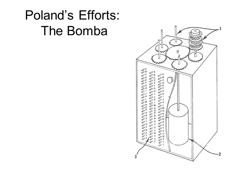 Poland's Efforts: The Bomba