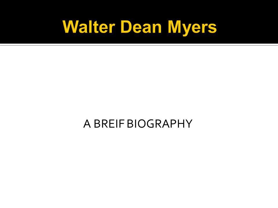A BREIF BIOGRAPHY