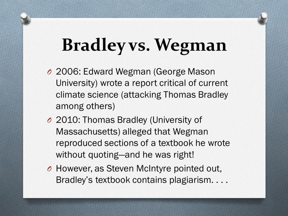 Bradley vs.