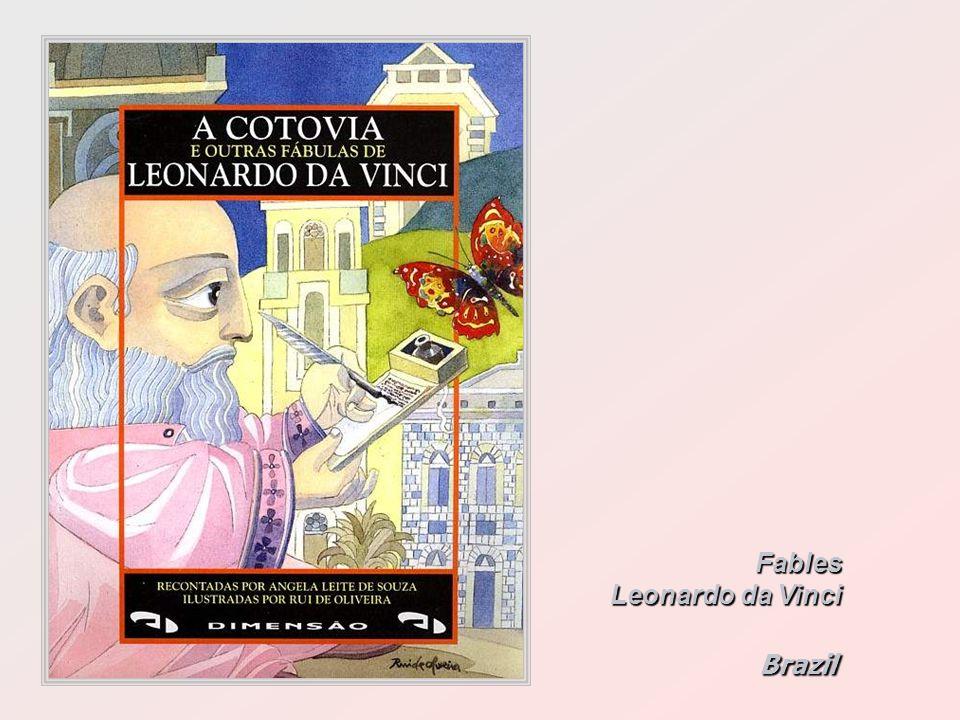 Fables Leonardo da Vinci Brazil