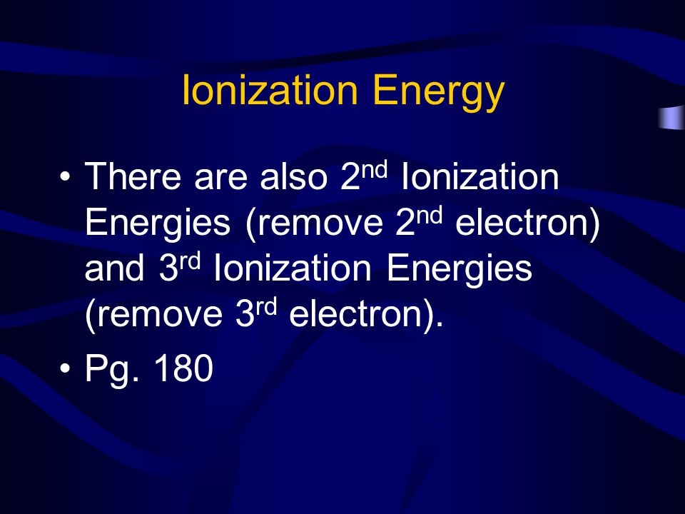 Electronegativity The measurement of how much an atom attracts extra electrons.