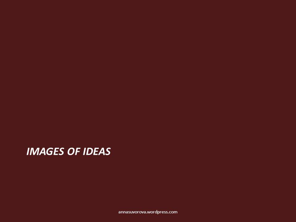 IMAGES OF IDEAS annasuvorova.wordpress.com