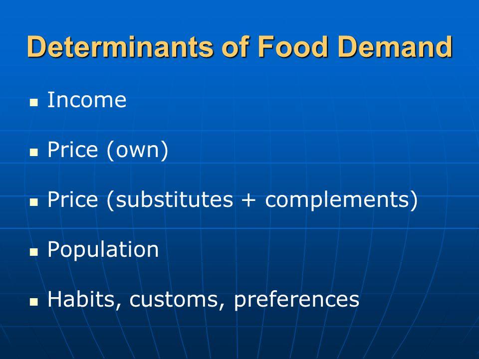 Figure 1: Demand Curves 0 500 1000 1500 2000 2500 200 150 100 50 B A Price, $ per ton Quantity, million tons per year Demand curve at higher income (D') Demand curve at low income (D) B' A'