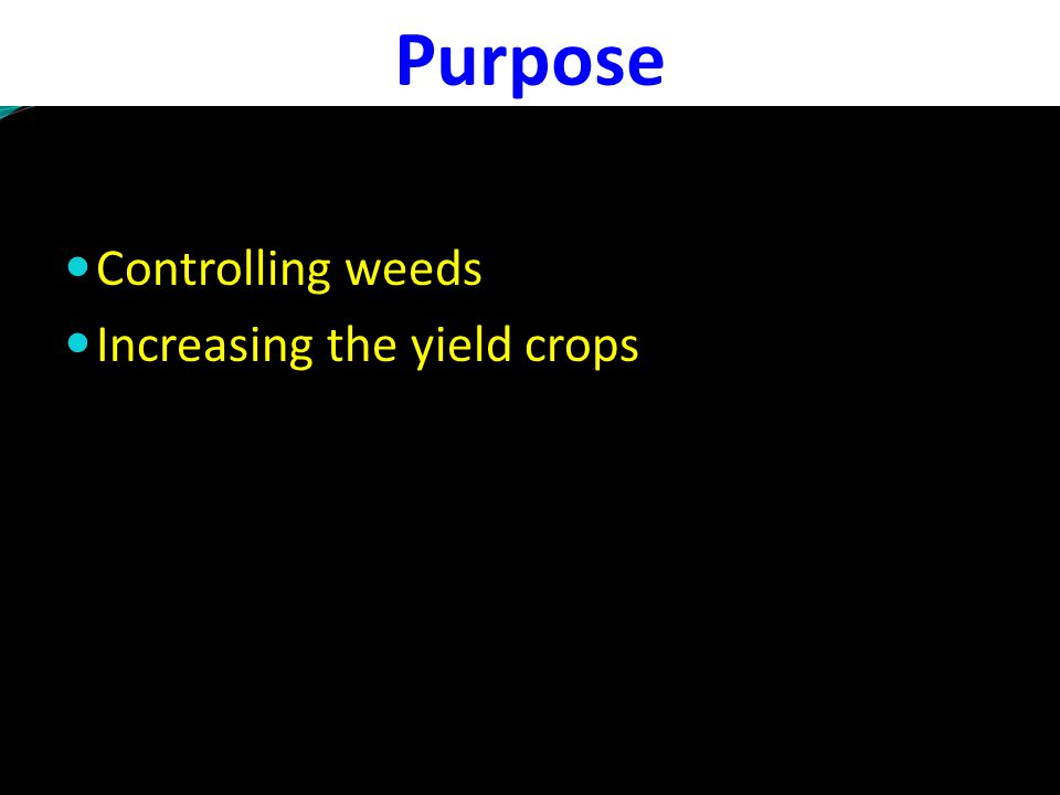 Herbicide residues concern Prone to leaching and contaminate soil and water Bioaccumulation in crop produce and food chain Health hazard to non target organisms Environmental safety
