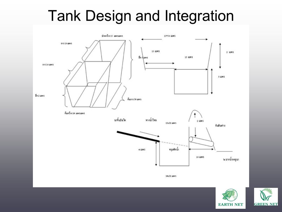 Tank Design and Integration