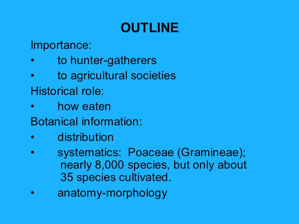 Properties physical nutritional lysine Human selection replanting harvesting methods