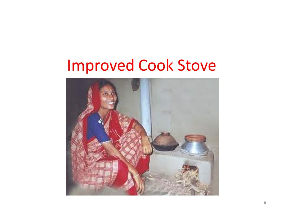 Improved Cook Stove 8