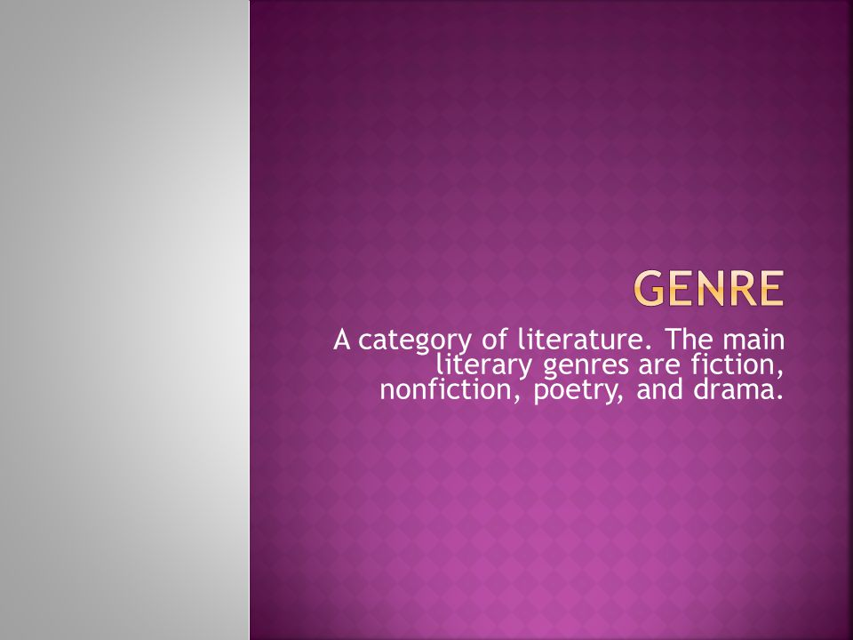 A Greek tragedy is structures as follows: (each genre has a different structure) I.