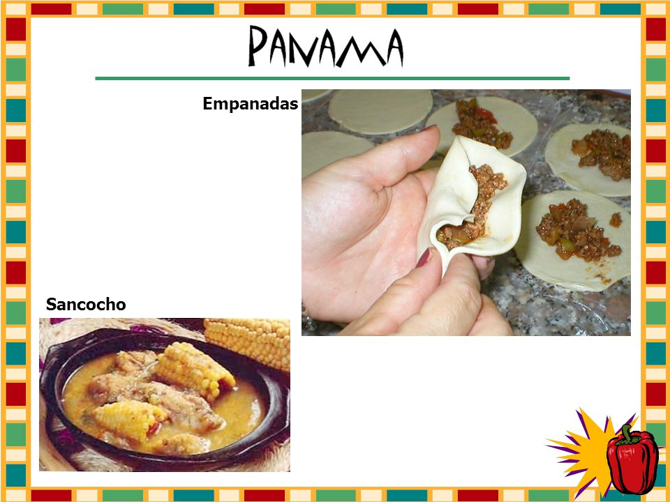 Empanadas Sancocho